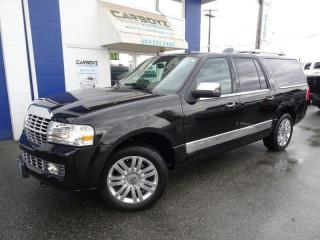 Used 2014 Lincoln Navigator L, Extended, 4WD, 8 Pass, Like New!! 39,614 Kms!! for sale in Langley, BC