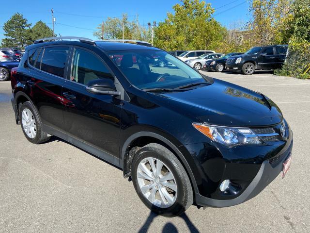 2015 Toyota RAV4 Limited ** AWD, NAV, BSM, BACK CAM **