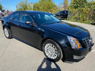 Used 2012 Cadillac CTS HTD LEATH, SNRF, AUTOSTART ** for sale in St Catharines, ON