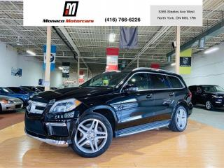 Used 2016 Mercedes-Benz GL-Class GL 550 - DISTRONIC PLUS |360 CAM |MASSAGE SEATS for sale in North York, ON