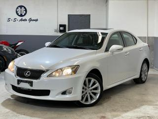 Used 2009 Lexus IS 250 AWD NAV BACK UP CAMERA HEATED SEATS SUNROOF  for sale in Oakville, ON