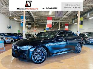 Used 2016 BMW 3 Series 340i xDrive M -PKG |HEAD UP DSPLY| 360 CAM |BSM for sale in North York, ON