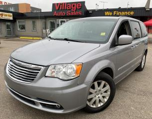 Used 2015 Chrysler Town & Country Touring BLUETOOTH, BACKUP CAMERA, V6 ENGINE, CRUISE CONTROL, USB/AUX for sale in Saskatoon, SK