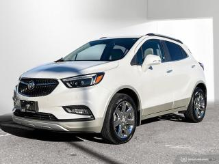Used 2018 Buick Encore Premium AWD w/ Bose|Navi|Apple + Android|138HP|Sunroof for sale in North York, ON