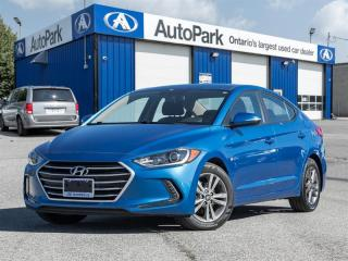 Used 2017 Hyundai Elantra SE BACKUP CAM|HEATED SEATS|BLUETOOTH|ALLOYS for sale in Georgetown, ON