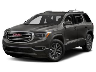 Used 2017 GMC Acadia SLT-1 for sale in Burnaby, BC