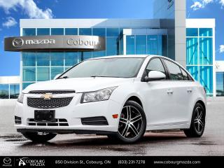 Used 2013 Chevrolet Cruze LT Turbo for sale in Cobourg, ON