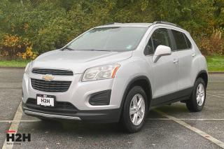 Used 2015 Chevrolet Trax LT for sale in Surrey, BC