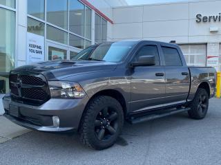 Used 2019 RAM 1500 Classic ST 5.7L CREW+BLACKOUT! for sale in Cobourg, ON