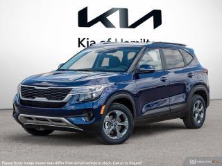 New 2022 Kia Seltos LX for sale in Hamilton, ON