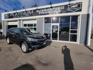 Used 2016 Honda CR-V EX-L for sale in Kingston, ON