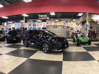 Used 2018 Lexus NX NX300 F SPORT3, LEATHER SEATS, SUNROOF, NAVI 51K for sale in North York, ON