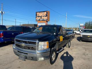 Used 2008 Chevrolet Silverado 2500 WT*DIESEL*4X4*SHORT CAB*LONG BOX*RUNS WELL*AS IS for sale in London, ON