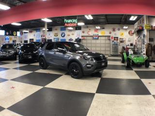 Used 2017 Land Rover Discovery Sport HSE AUTO LEATHER BLUETOOTH PANO/ROOF for sale in North York, ON