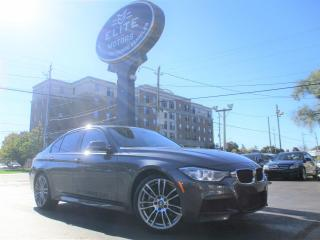 Used 2013 BMW 3 Series 4dr Sdn 335i xDrive AWD for sale in Burlington, ON