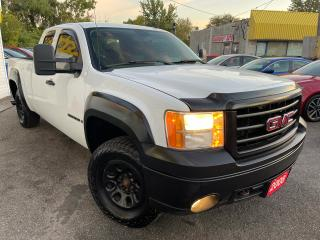 Used 2008 GMC Sierra 1500 4WD/EXTENDED CAB/6PASS/ALLOYS/CLEAN CAR FAX for sale in Scarborough, ON