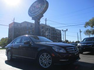 Used 2011 Mercedes-Benz C-Class 4dr Sdn C 250 RWD for sale in Burlington, ON