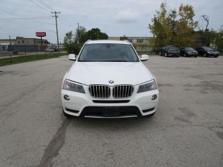 Used 2013 BMW X3 28i ALL WHEEL DRIVE for sale in Waterloo, ON
