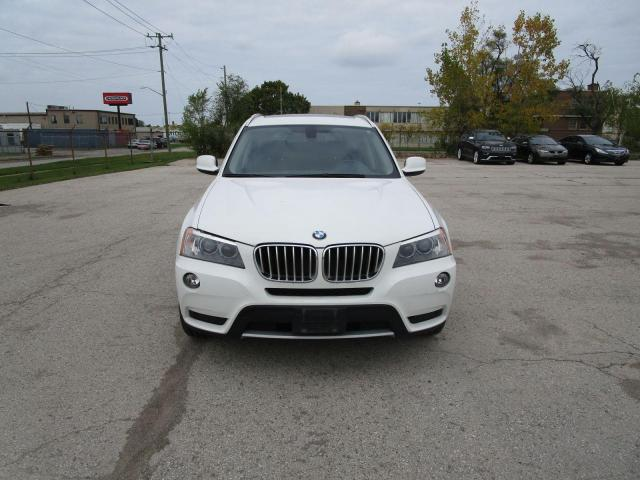 2013 BMW X3 28i ALL WHEEL DRIVE
