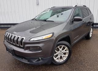 Used 2015 Jeep Cherokee North 4x4 *BLUETOOTH* for sale in Kitchener, ON