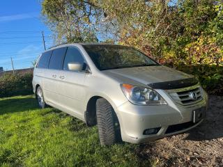 Used 2008 Honda Odyssey REVERS NOT WORKINGE/TOURING/NAVI/CAMERA for sale in Oakville, ON