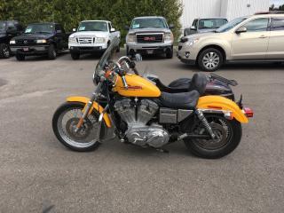 Used 2000 Harley-Davidson XL883 HUGGER  side car for sale in Newmarket, ON