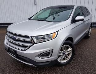 Used 2017 Ford Edge SEL *LEATHER-SUNROOF-NAVIGATION* for sale in Kitchener, ON