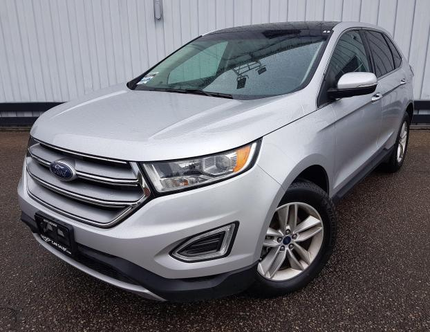 2017 Ford Edge SEL *LEATHER-SUNROOF-NAVIGATION*