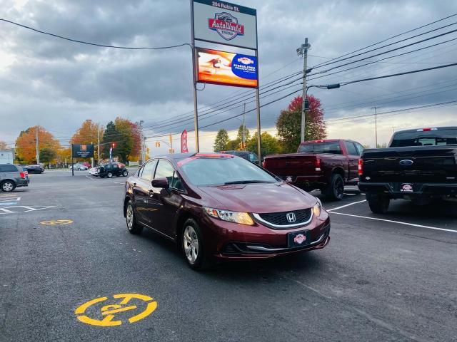2015 Honda Civic LX / BACK UP CAM / HEATED SEATS / SUPER CLEAN!