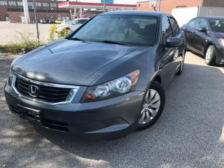 Used 2008 Honda Accord AUTO,4DOORS,SAFETY INCLUDED,NO ACCIDENT for sale in Toronto, ON