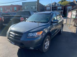 Used 2007 Hyundai Santa Fe GL 5Pass Accident Free for sale in Hamilton, ON