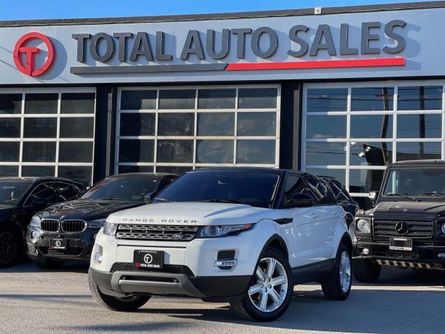 2015 Land Rover Range Rover Evoque PANO | NAVI | CAMERA | BLUETOOTH |