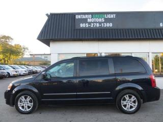 Used 2010 Dodge Grand Caravan SXT,POWER SLIDING DOORS AND TRUNK,CAMERA,BLUETOOTH for sale in Mississauga, ON