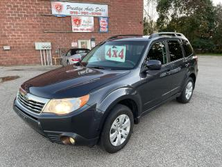 Used 2010 Subaru Forester X Sport/2.5L/4WD/NO ACCIDENTS/SAFETY INCLUDED for sale in Cambridge, ON
