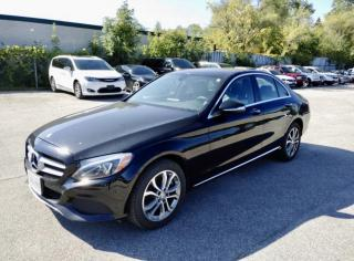 Used 2015 Mercedes-Benz C-Class C 300 AWD NAVIGATION/PANORAMIC SUNROOF/CAMERA for sale in North York, ON