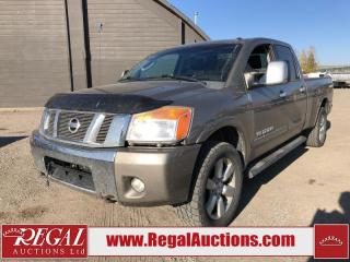 Used 2008 Nissan Titan LE for sale in Calgary, AB
