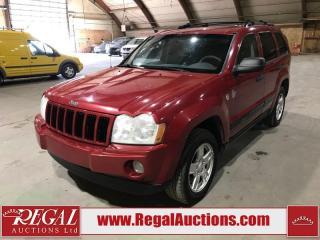 Used 2005 Jeep Grand Cherokee Laredo for sale in Calgary, AB