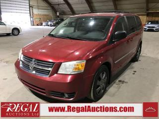 Used 2008 Dodge Grand Caravan SXT for sale in Calgary, AB