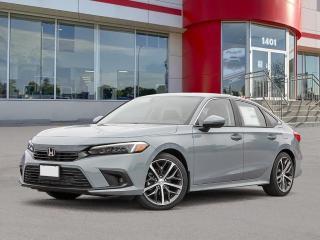 New 2022 Honda Civic Touring for sale in Winnipeg, MB