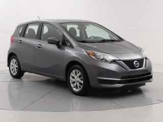 Used 2018 Nissan Versa Note SV Bluetooth, Heated seats, Back up camera for sale in Winnipeg, MB