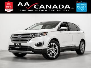 Used 2015 Ford Edge Titanium for sale in North York, ON