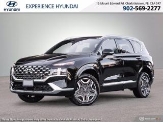 New 2022 Hyundai Santa Fe Ultimate Calligraphy for sale in Charlottetown, PE