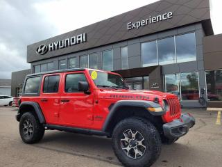 Used 2018 Jeep Wrangler Unlimited Rubicon for sale in Charlottetown, PE