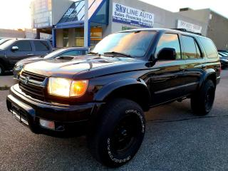 Used 2001 Toyota 4Runner SR5 V6 SR5|MINT CONDITION|NO RUST for sale in Concord, ON
