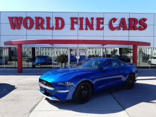 Used 2018 Ford Mustang EcoBoost | *1-Owner* | CLEAN | Ontario Local! for sale in Etobicoke, ON
