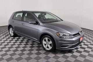 Used 2018 Volkswagen Golf 1.8 TSI Comfortline 1 OWNER - NO ACCIDENTS | LEATHER | SUNROOF | 2 SETS OF WHEELS | MANUAL for sale in Huntsville, ON