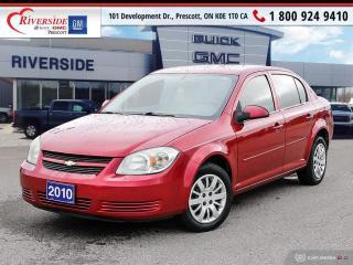 Used 2010 Chevrolet Cobalt LT for sale in Prescott, ON
