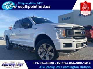Used 2019 Ford F-150 XLT|4X4|SPORT APPEARANCE PKG|NAV|HEATED SEATS|REMOTE START| for sale in Leamington, ON