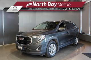 Used 2018 GMC Terrain SLE One Owner! - Heated Seats - Cloth Interior - Bluetooth for sale in North Bay, ON