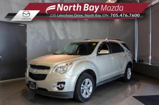 Used 2013 Chevrolet Equinox 1LT AS IS - Bluetooth - Cruise - Pioneer Sound - Pwr Driver Seat for sale in North Bay, ON